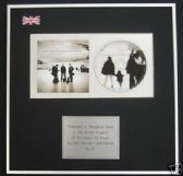 U2  - CD Album Award - ALL THAT YOU CANT LEAVE BEHIND